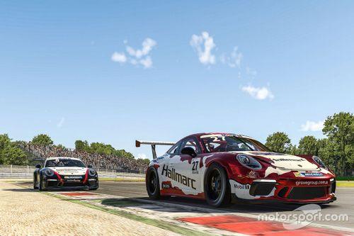 Porsche Supercup Virtual Edition