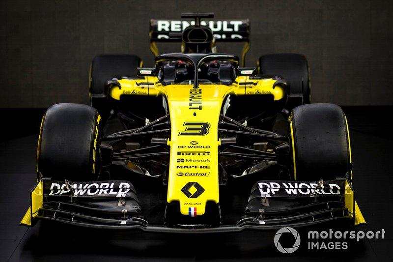 Présentation livrée 2020 de Renault