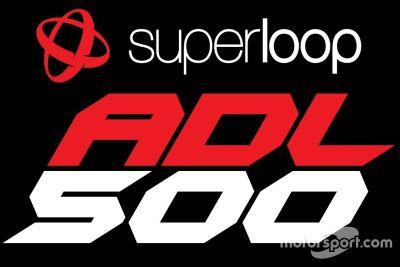 Adelaide 500 sponsor logo