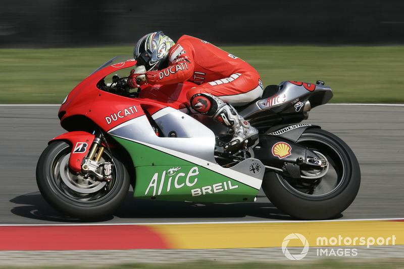 Ducati - Loris Capirossi - GP d'Italia 2006