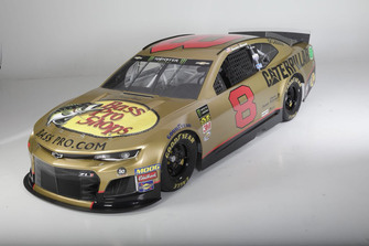 Richard Childress Racing Daniel Hemric paint scheme