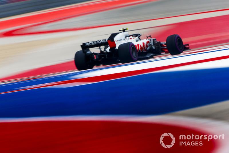 12. Кевин Магнуссен, Haas F1 Team VF-18, 1:34.732