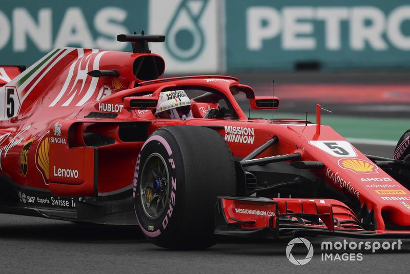2. Себастьян Феттель, Ferrari — 294
