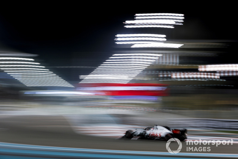P10: Kevin Magnussen, Haas F1 Team VF-18