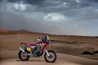 Monster Energy Honda Team bike