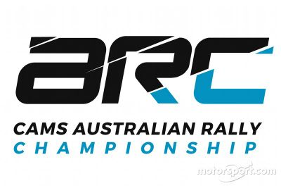 CAMS Australian Rally Championship logo unveil