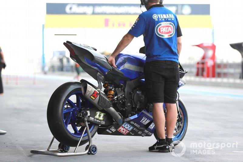 Sandro Cortese, GRT Yamaha WorldSBK's Yamaha