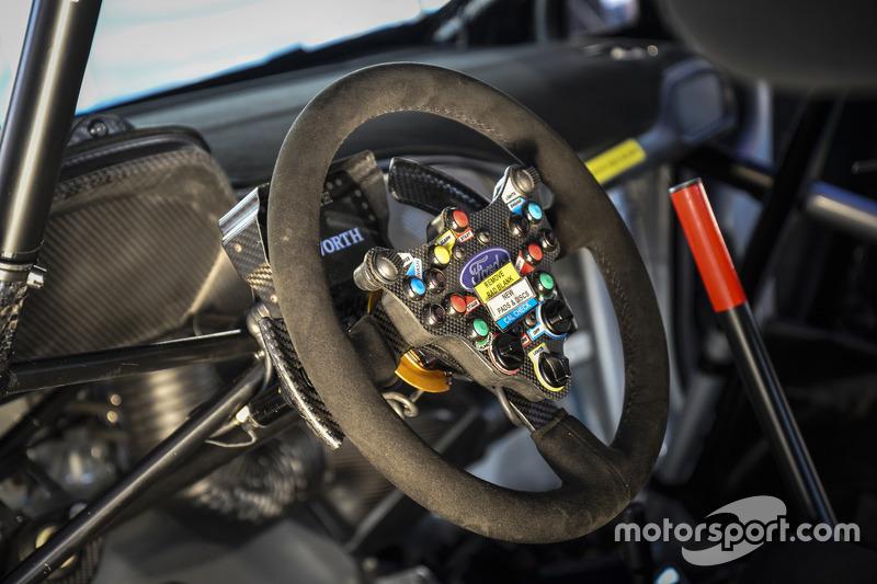 M-Sport Ford direksiyon