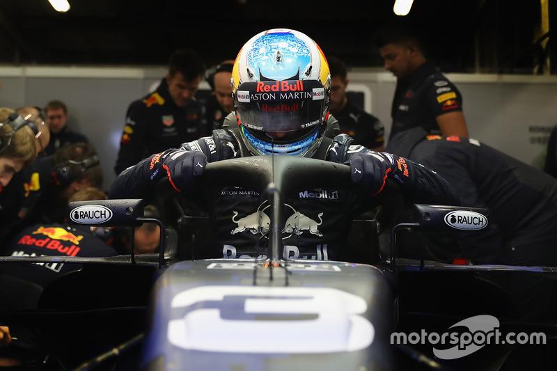 Даниэль Риккардо, Red Bull Racing RB14