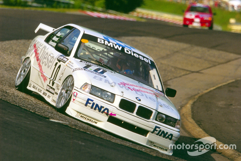 1998: Marc Duez, Andreas Bovensiepen, Christian Menzel, Hans-Joachim Stuck (BMW 320d)