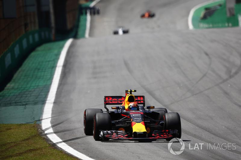 4 місце - Макс Ферстаппен, Red Bull