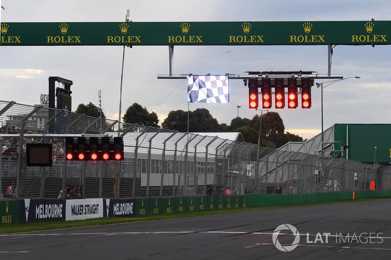 Formula 1 Canlı anlatım: Avustralya GP