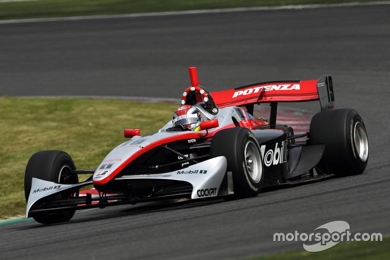 2010: Joao Paulo de Oliveira, Team Impul