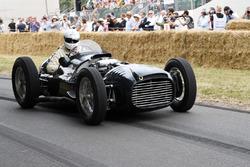 BRM V16 Doug Hill