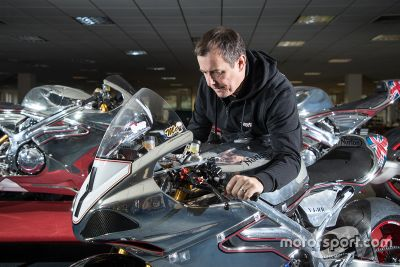 John McGuinness announcement