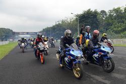 Свято Suzuki в Індонезії