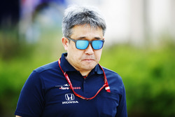 Генеральный менеджер Honda Motorsport Масаси Ямамото