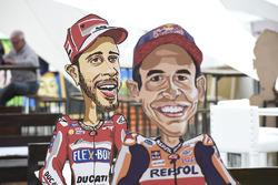 Andrea Dovizioso, Ducati Team artwork