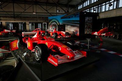 Michael Schumacher F1 museum