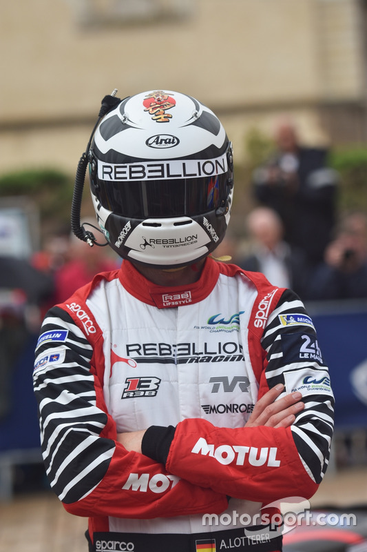 Андре Лоттерер, Rebellion Racing