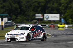#31 Rumcastle LLC, Volkswagen Golf GTI TCR, TCR: Tanner Rumburg, Luke Rumburg