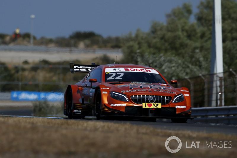 02. Lucas Auer, Mercedes-AMG Team HWA, Mercedes-AMG C63 DTM