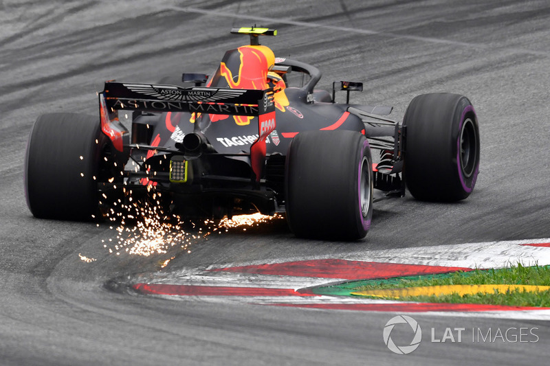 4: Max Verstappen, Red Bull Racing RB14, 1'03.840