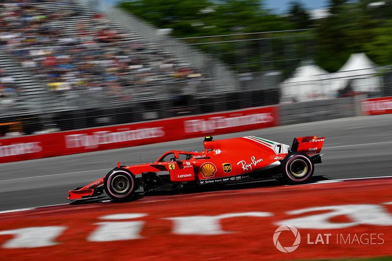 5. Кими Райкконен, Ferrari SF71H – 1:11.095