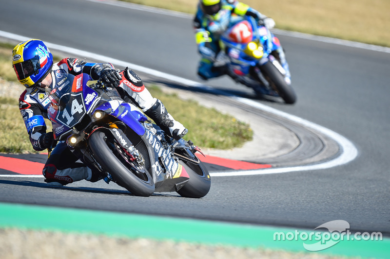 #14, Maco Racing Team, Yamaha: Gregory Junod, Anthony Dos Santos, Marco Jerman