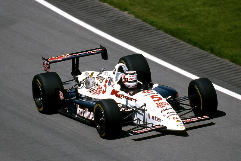 Kmart и Newman/Haas