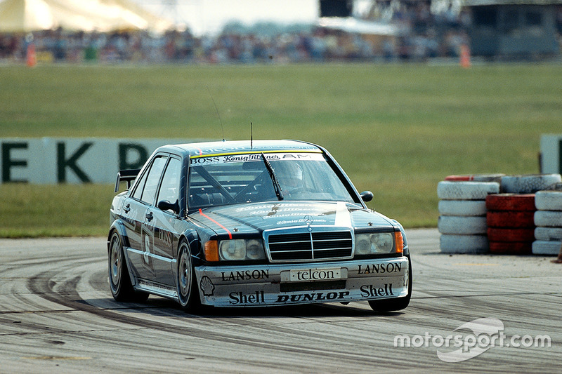 1990: Kurt Thiim, Mercedes-AMG 190 E2