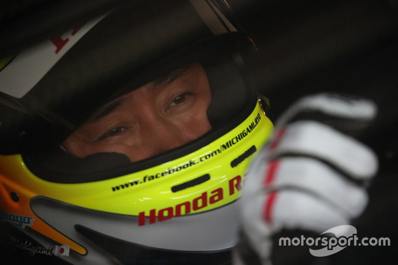 道上龍(Honda Racing Team JAS)
