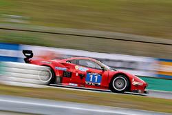 #11 Scuderia Praha Ferrari 488 GT3: Jiri Pisarik, Josef Kral, Peter Kox, Tom Onslow-Cole