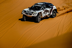 #304 Peugeot Sport Peugeot 3008 DKR: Карлос Сайнс и Лукас Круз