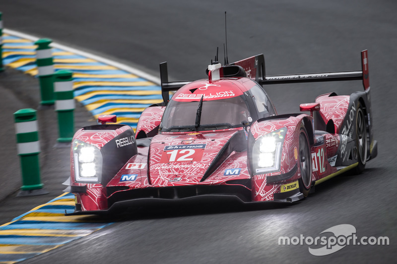LMP1 (Privatier): #12 Rebellion Racing, Rebellion R-One AER