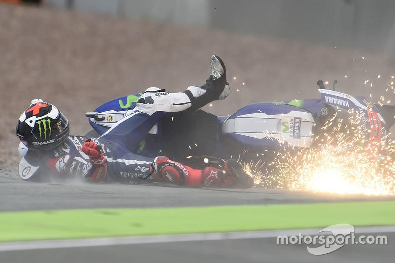 MotoGP, Sachsenring 2016: Jorge Lorenzo, Yamaha YZR-M1