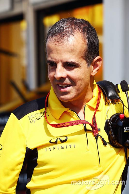 Ricardo Penteado, Renault Sport F1 Team Head of Trackside Operations