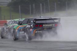 #102 V8 Racing International, Chevrolet Camaro GT4: Duncan Huisman, Luc Braams