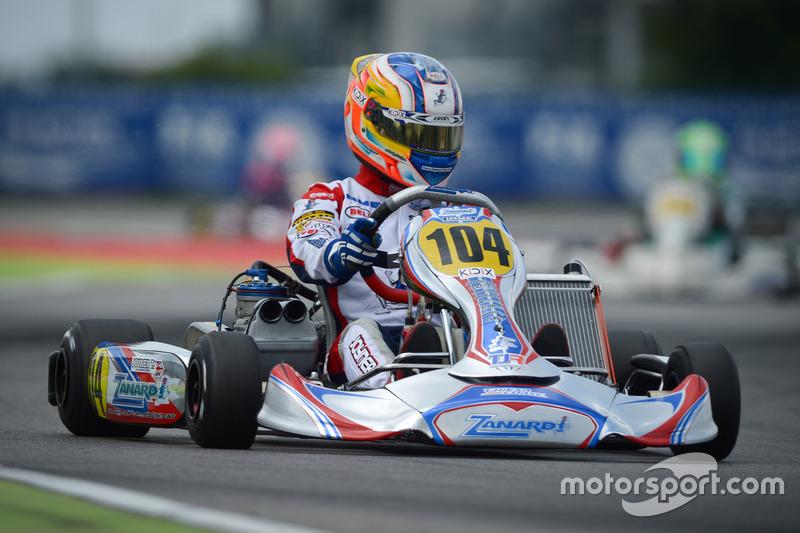 CIK-FIA European Championship Round 2