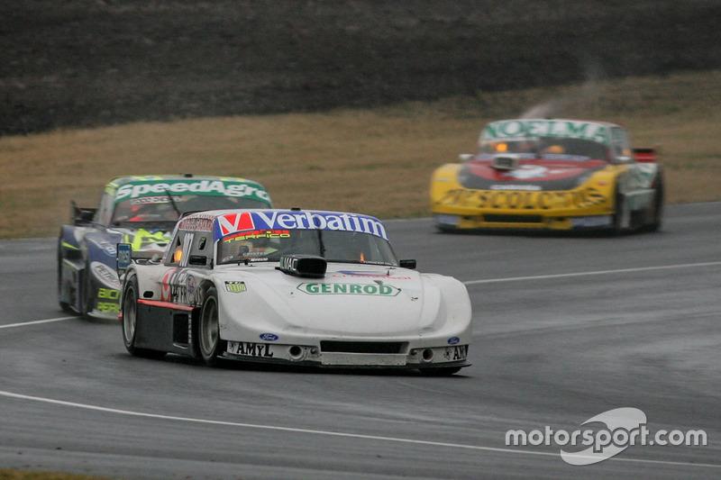 Leonel Sotro, di Meglio Motorsport Ford, Nicolas Gonzalez, A&P Competicion Torino, Nicolas Bonelli, Bonelli Competicion Ford