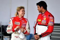 Rahel Frey, Castrol Racing Team, Aditya Patel, Team Audi R8 LMS Cup