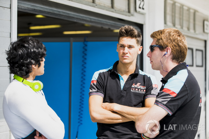 Alessio Lorandi, Jenzer Motorsport; Arjun Maini, Jenzer Motorsport