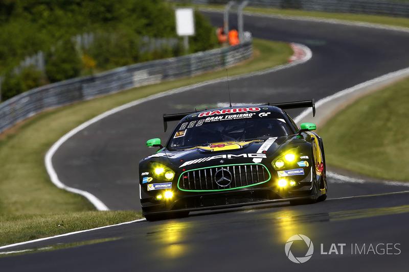 8. #8 Haribo Racing Team, Mercedes-AMG GT3