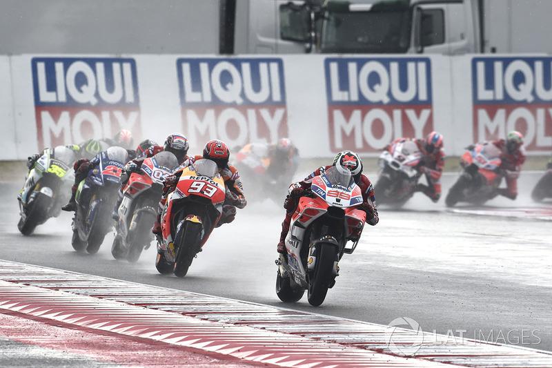 MotoGP GP de Saint-Marin - Les plus belles photos de la course