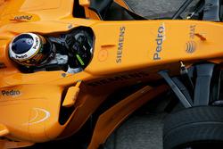 Pedro de la Rosa, McLaren MP4-21
