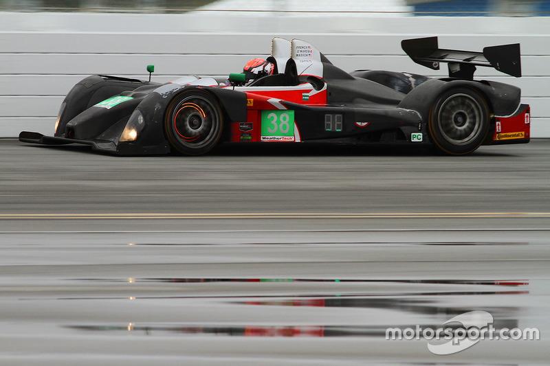 #38 Performance Tech Motorsports Oreca FLM09: Kyle Masson, Clark Toppe