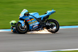 Chris Vermeulen, Rizla Suzuki Moto GP