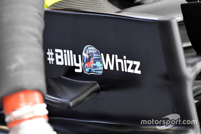 'Hashtag' #BillyWhizz