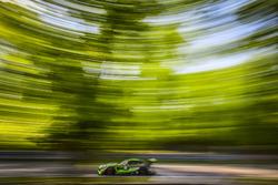رقم 86 فريق اتش تي بي موتورسبورت، مرسيدس-ايه ام جي جي تي3: مايكل أفيناتي، داميان فولكنر، مايك سكينر