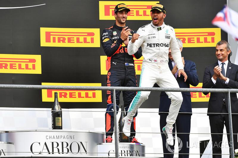 58- Gran Premio de Bélgica 2017, Mercedes